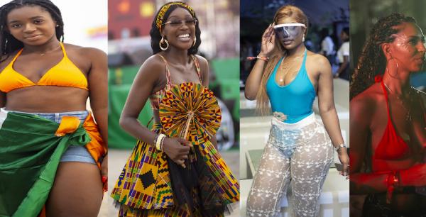 Afro Nation Ghana Fashion – Swimwear & Beachwear