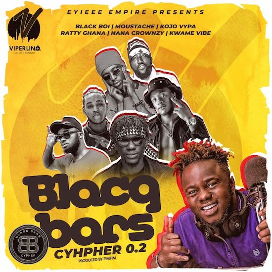 """Viperlino drops part 2 of his much-anticipated """"Blacq Bars Cypher"""""""