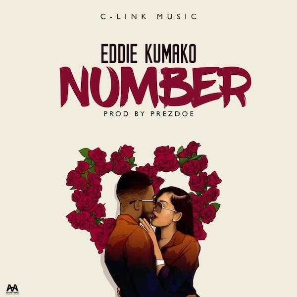 Eddie Kumako Kicks Off 2020 With New Song 'Number'