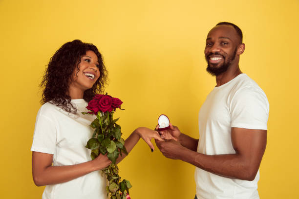 Marriage Proposal Rings Valentine's day