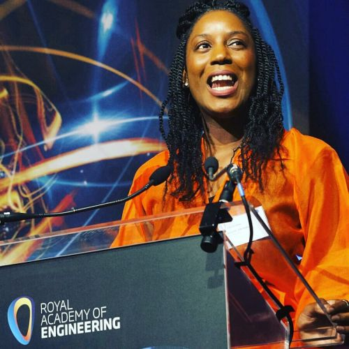 Yewande Akinola MBE: African Celebrities Who Inspire Us