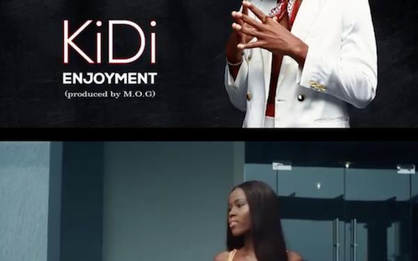 Kidi New Music 'ENJOYMENT'