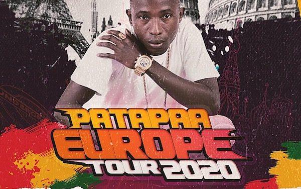 Patapaa Europe Tour 2020