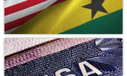 U.S. Embassy Ghana: US Lifts VISA Restrictions On Ghana