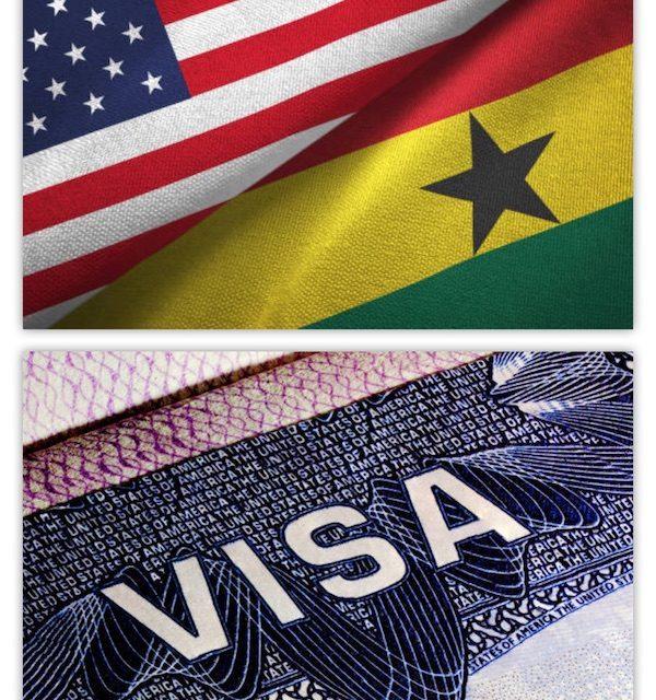U.S. Embassy Ghana: US Lifts VISA Restrictions On Ghana