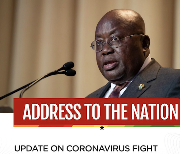 GHANA CONFIRMS 2 IMPORTED CASES OF COVID-19