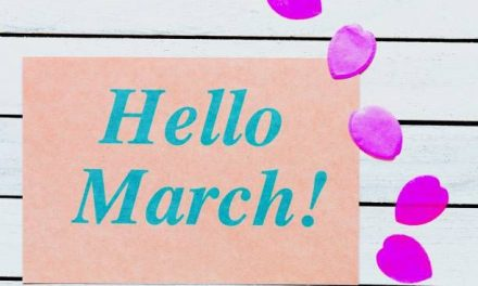 March – Happy New Month