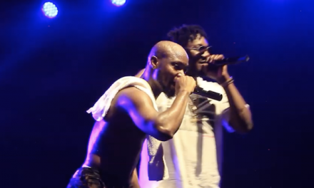 King Promise & CQD  At the Promise Land Concert