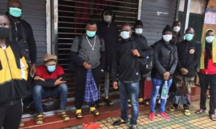 Africans In China: Coronavirus Discrimination..