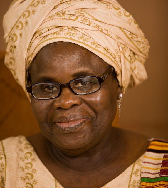 Happy Birthday To Ama Ata Aidoo