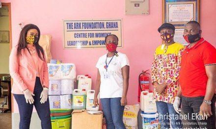 Celebrities Who Give Back: Christabel Ekeh