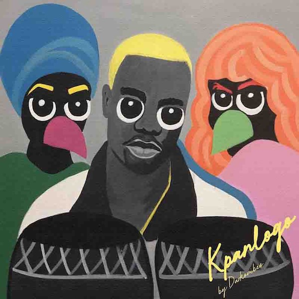 Kpanlogo Album By DarkoVibes Out Now!