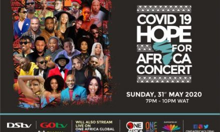 Hope For Africa Benefit Concert – COVID – 19