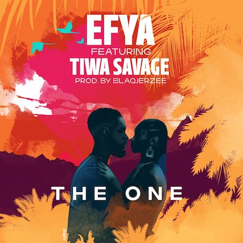 Efya 'The One' Ft Tiwa Savage Out 5th June