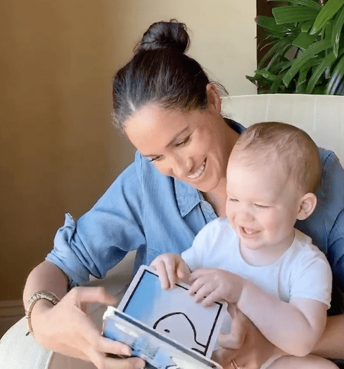Prince Harry and Meghan Markle: Happy Birthday To Archie