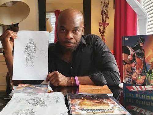 Modin Comics: Using animation to change the African narrative