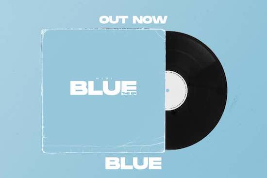 Kidi New EP 'BLUE' Out Now