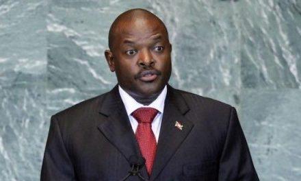 His Excellency Pierre Nkurunziza Has Passed Away
