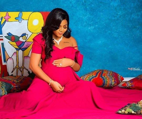 Regina Daniels Is Expecting Her First Child