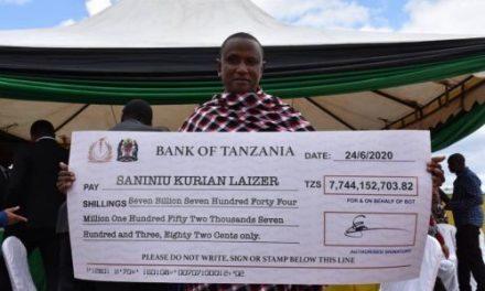 Saniniu Laizer: Tanzanian Miner Becomes Overnight Millionaire