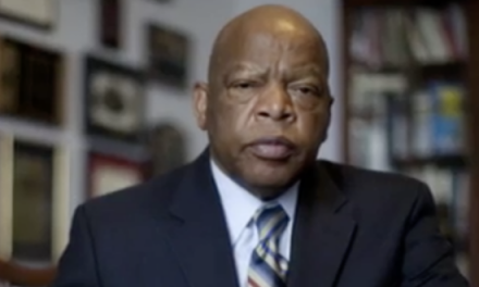 Congressman John Lewis Has Passed