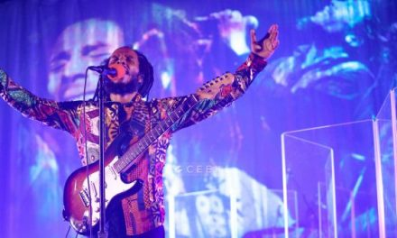 Ziggy Marley Performs Bob Marley Songs…