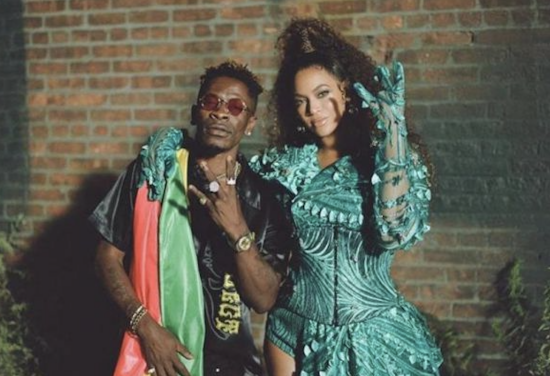 Beyoncé  Music 'Already' Ft. Shatta Wale