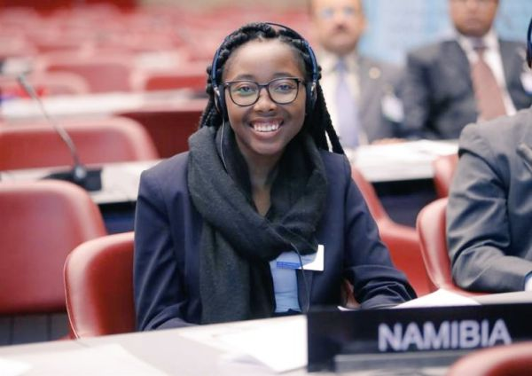 Emma Theofelus – Member of Parliament Namibia