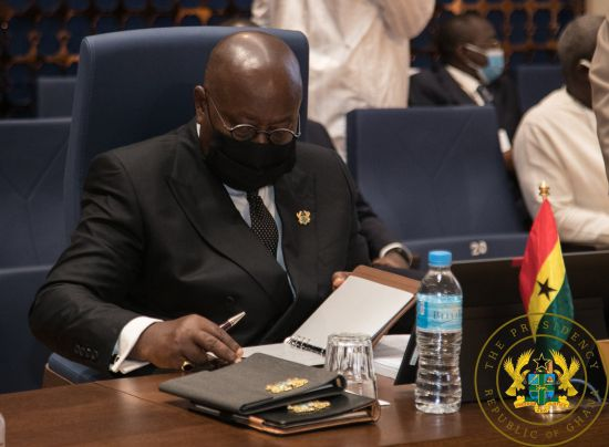 Nana Addo Elected As The Chairman Of ECOWAS