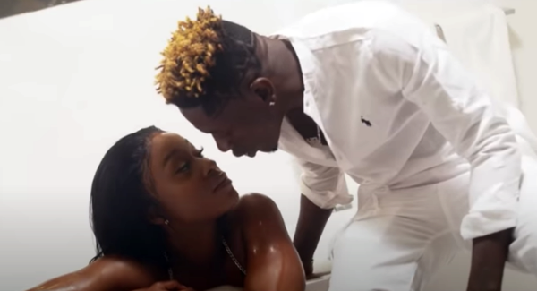 Shatta Wale Drops Visuals For His Song, 'Bad Man' Ft. Efia Odo