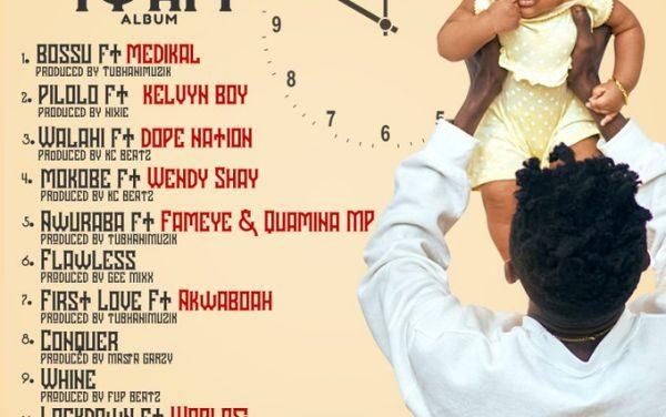 Strongman Burner Set To Release 10AM ALBUM On November 13th