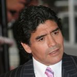 Diego Maradona has died at the age of 60