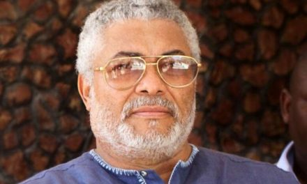 J.J Rawlings Of Ghana Has Passed Away