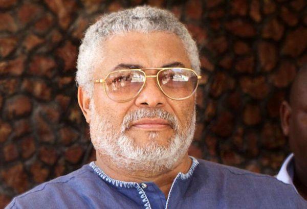 J.J Rawlings Of Ghana Has Passed Away
