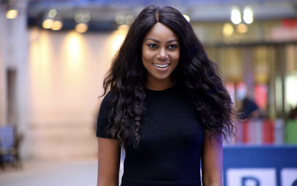 Yvonne Nelson Graduates With A Master's Degree