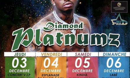 Diamond Platnumz: Upcoming Events