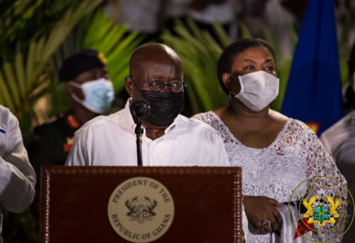 Incumbent President Nana Akufo-Addo Wins 2020 Ghanaian Elections