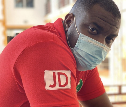 2020 Election: John Dumelo Lost NDC Parliamentary Election To NPP Lydia Alhassan