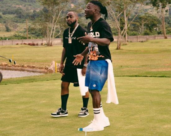 Stonebwoy Ft. Davido: New Song Activate Out Now
