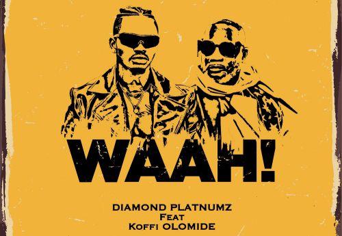 Waah By Diamond Platnumz Ft Koffi Olomide  Breaks African Record