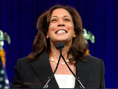 Kamala Harris Makes History As First Black Woman Vice President