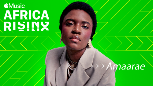 Amaarae: Apple Music's latest Africa Rising artist is singer-songwriter and producer