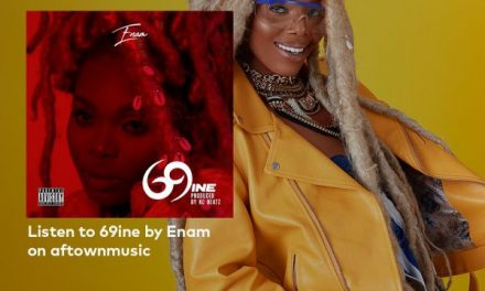 Get on the wave of Enam's new single '69nine