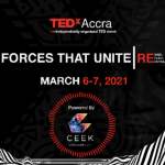 TEDx Accra announces partnership with CEEK and lineup of exciting speakers