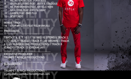 Zed Ay Kay's  awaited debut album 'Versatility' out now