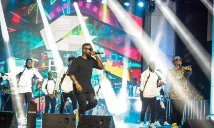 Sarkodie's Black Love Virtual Concert Powered By CeekNominated At IRAWMA 2021