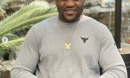 Francis Ngannou – African Celebrities Who Inspire Us