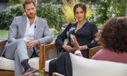 Oprah Meghan Harry interview: Harry and Meghan are having a baby girl