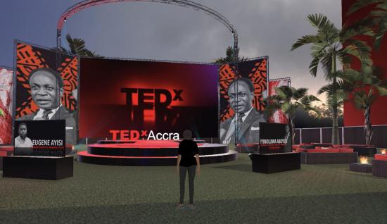 TEDx Accra 2021 – Day 1