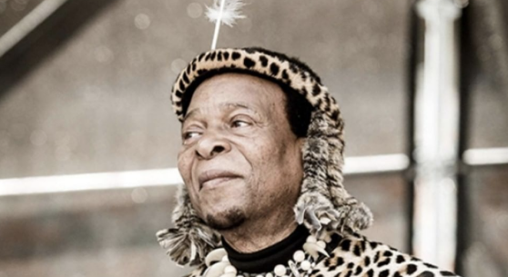 Goodwill Zwelithini: South Africa's Zulu King Goodwill Zwelithini Dies At 72